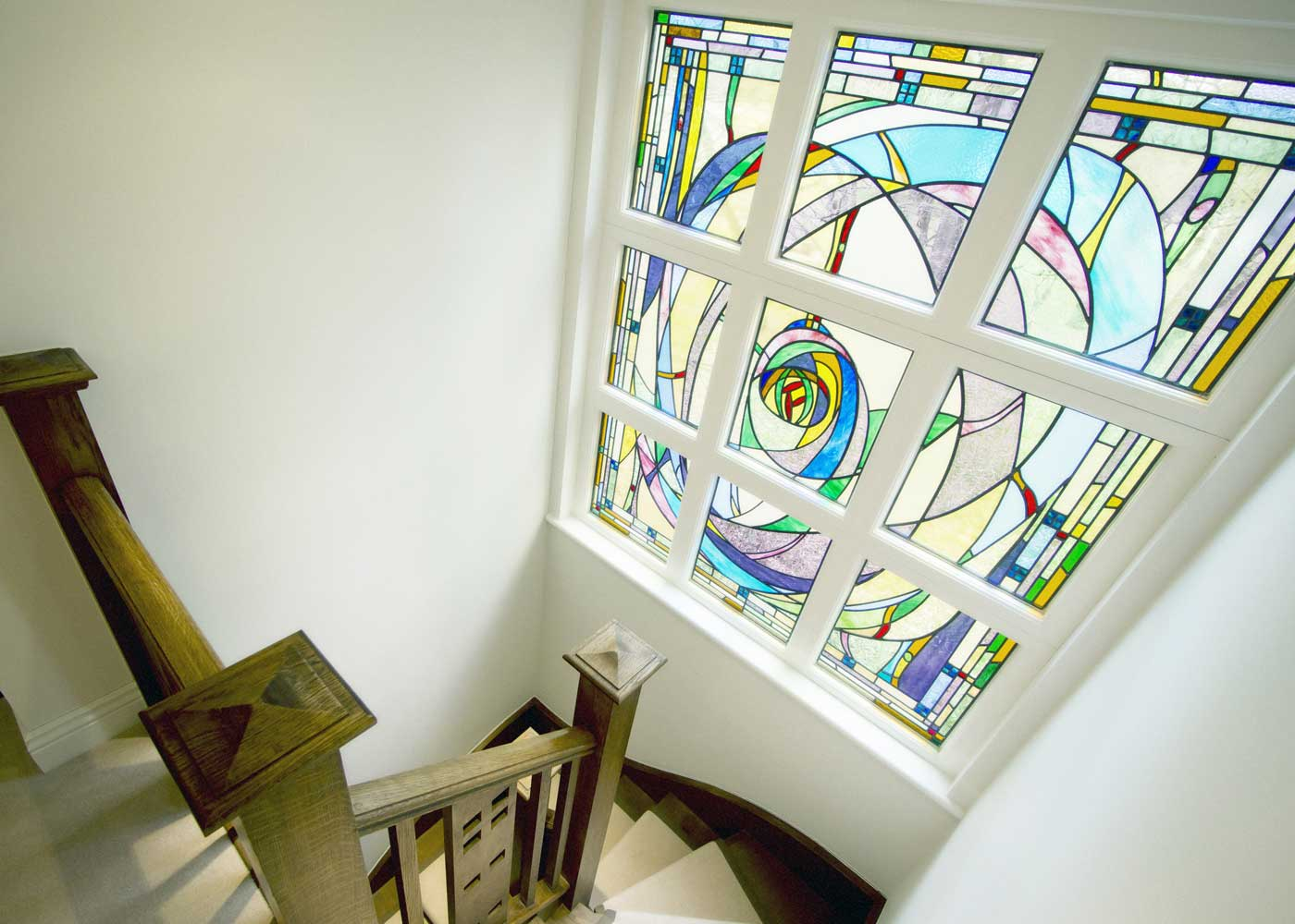 Stained Glass - Residential